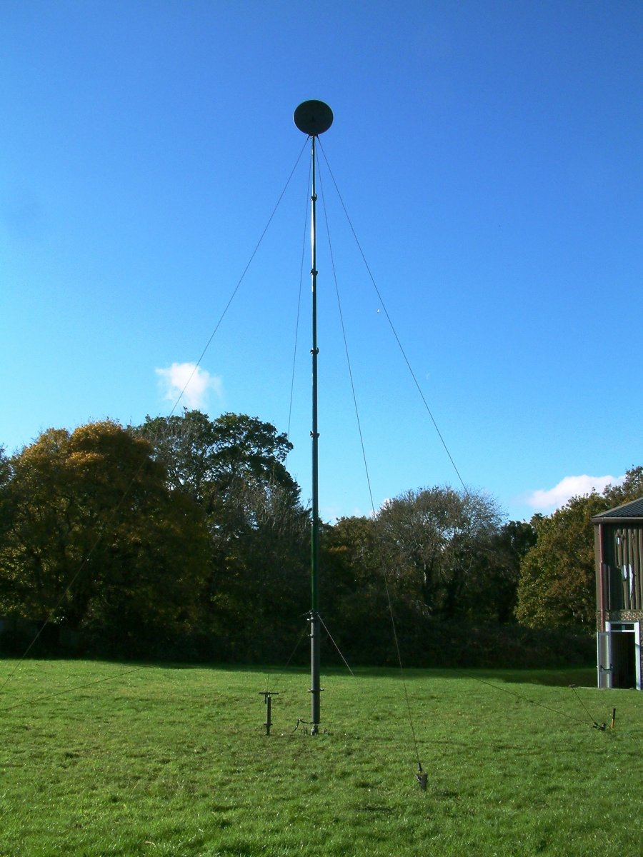 Field Guy Kit Mast. CLARK MASTS STSTEMS LIMITED