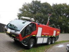 Airfield Crash Tender